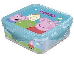 Banquet box svačinový Peppa Pig 500 ml