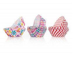 BANQUET Cukrářské košíčky 11,5x5x3,25 cm, 48 ks, mix motivů