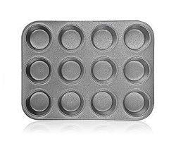 BANQUET Forma na 12 muffinů s nepřilnavým povrchem 35x26,5x3 cm