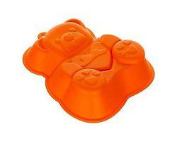 BANQUET Forma silikonová Orange 14,2x12,3x3,5 cm, medvídek