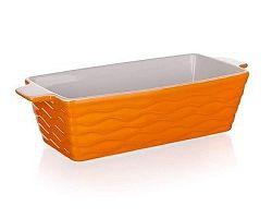 BANQUET Forma zapékací obdélníková Orange 29,5x12,5 cm
