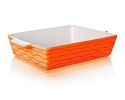 BANQUET Forma zapékací obdélníková Orange 33x21 cm