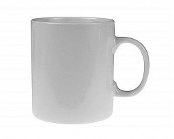 BANQUET Hrnek keramický PROMO 350 ml, bílý