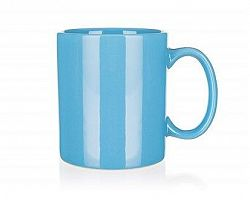 BANQUET Hrnek keramický PROMO 350 ml, světle modrý