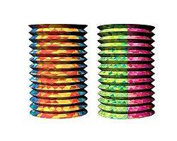 BANQUET Lampion papírový s kovovým klipem MY PARTY 16 cm