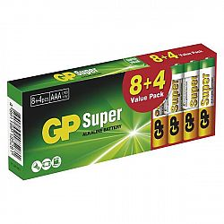 BATERIE GP SUPER LR03