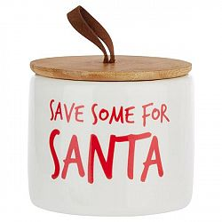 Box Dekorační Santa