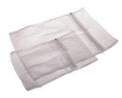 BRILANZ Síťka na praní jemného prádla 30 x 40 cm a 20 x 30 cm, 2 ks