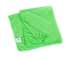 BRILANZ Utěrka z mikrovlákna 50 x 80 cm, 250g/m2, zelená