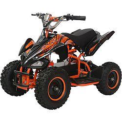 Buddy Toys Bea 811 Boyo 800 W čtyřkolka oranžová