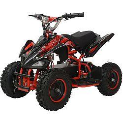 Buddy Toys Bea 812 Boyo 800 W čtyřkolka červená