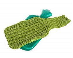 CALME Láhev zahřívací termofor WRAP 1,8 l, zelená