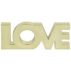 Dekorační Písmo Love