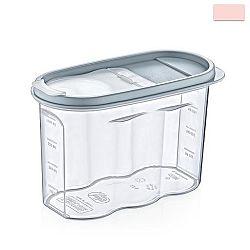 Dóza plastová dávkovací 1,2 L