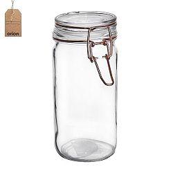 Dóza sklo CLIP patent 0,4 l RÓZA R