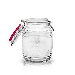 Dóza sklo CLIP patent 1,8 l VIOLA
