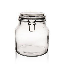 Dóza sklo CLIP patent 2,4 l IRMA