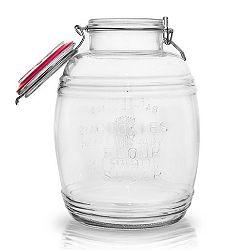 Dóza sklo CLIP patent 4,4 l VIOLA