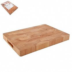 Dřevěné prkénko 35x25x3,3 cm