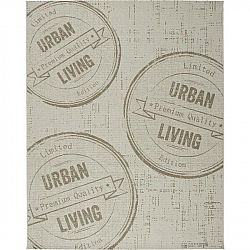 Hladce Tkaný Koberec Urban Living 1