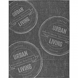 Hladce Tkaný Koberec Urban Living 3