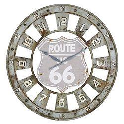 Hodiny Nástěnné Route 66