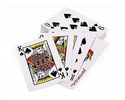 Karty dvouhlavé na poker, 2 sady