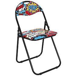 Kempingová Skládací Židle Comic -sb-