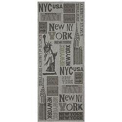 Koberec Tkaný Na Plocho New York