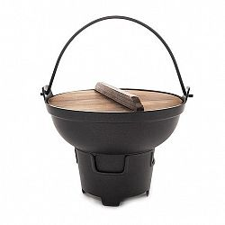 Kotlík/fondue nepř. pov. GRANDE pr. 21,5cm+pok.dř.