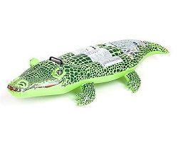 Krokodýl nafukovací 142 x 68 cm