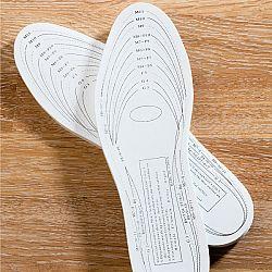 Magnet 3Pagen 1 pár pěnových vložek do bot