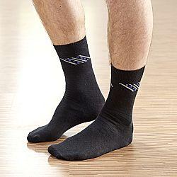 Magnet 3Pagen 10 párů pánských ponožek černá 39/42