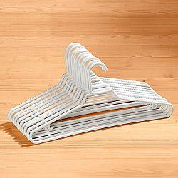 Magnet 3Pagen 10 protiskluzových ramínek bílá