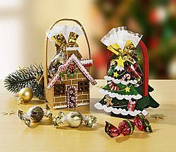 Magnet 3Pagen 2 plněné vánoční tašky -