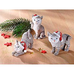 Magnet 3Pagen 3 vánoční koťátka