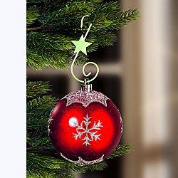 Magnet 3Pagen 30 svítících háčků na vánoční ozdoby