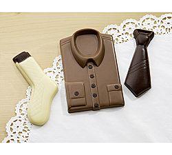 Magnet 3Pagen 3dílná čokoládová sada