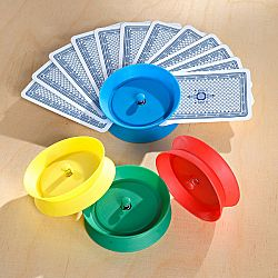 Magnet 3Pagen 4 držáky na karty