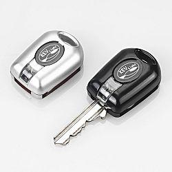 Magnet 3Pagen 4 LED svítilny ke klíčům černá/stříbrná