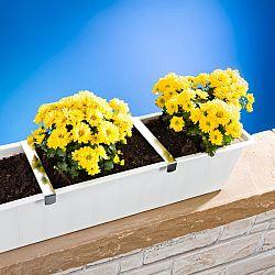 Magnet 3Pagen 4 svorky na květinové truhlíky