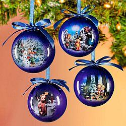 Magnet 3Pagen 4 vánoční koule