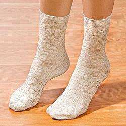 Magnet 3Pagen 5 párů ponožek se lnem 35/38