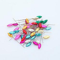 Magnet 3Pagen 50 dekorativních špendlíků