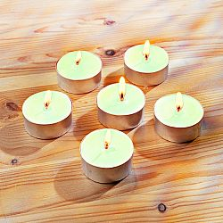 Magnet 3Pagen 6 čajových svíček s jablečnou vůní