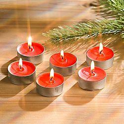 Magnet 3Pagen 6 čajových svíček s vůní jahod