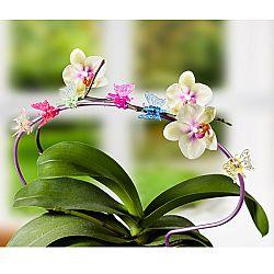 Magnet 3Pagen 6 květinových klipů
