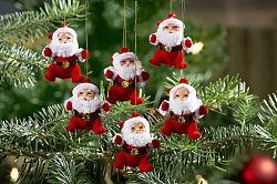 Magnet 3Pagen 6 Santa Clausů
