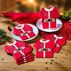 Magnet 3Pagen 8 ubrousků Santa