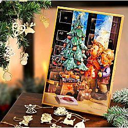 Magnet 3Pagen Adventní kalendář Hummel